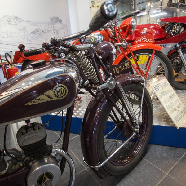 Le Moto MV Agusta