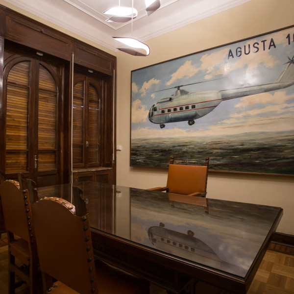 La Villa Agusta